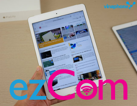 Hướng dẫn đăng ký gói Dmax Vinaphone cho thuê bao ezCom