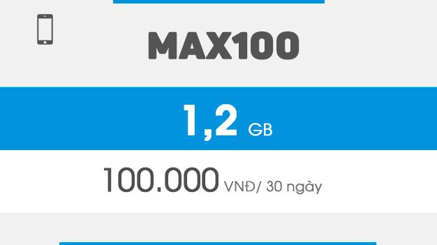 Hướng dẫn đăng ký gói MAX100 Vinaphone