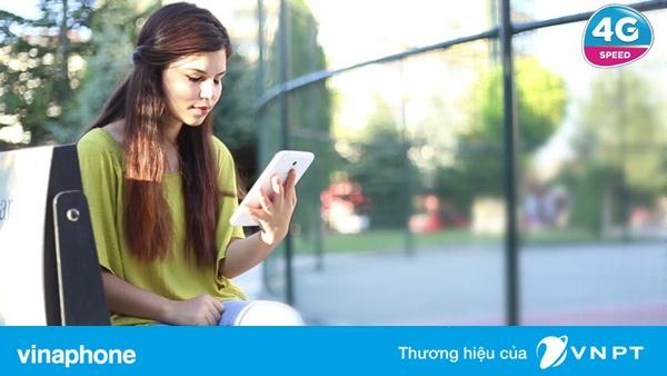 Vina Fone dành tặng data 4G/3G free nếu nạp tiền điện thoại vào 9 tháng 02 năm 2018