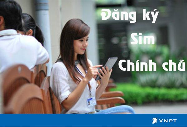 Hướng dẫn đăng ký sim Vinaphone chính chủ để không bị thu hồi